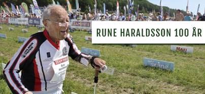 Rune Haraldsson 100 år