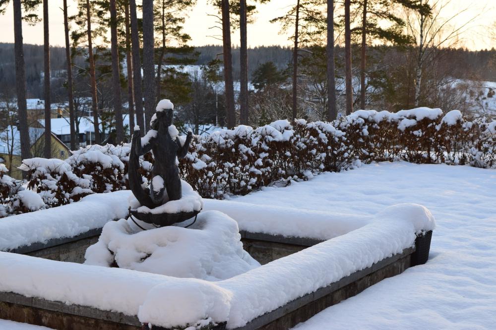 Fontänen vintetid