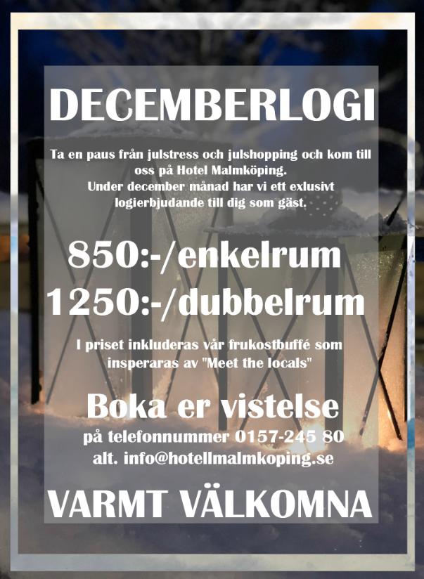 Decemberebjudande